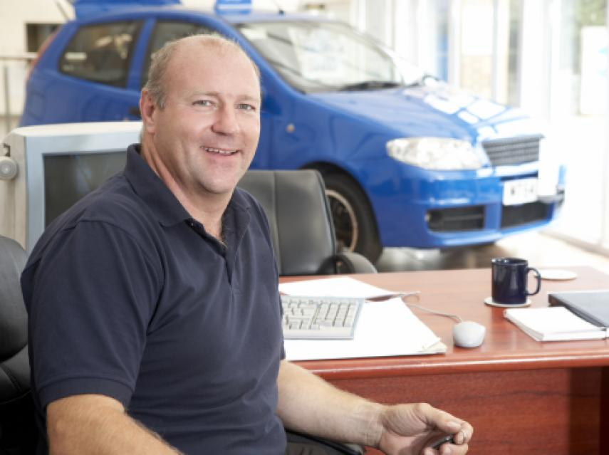 A Smart Loan for Automotive Businesses