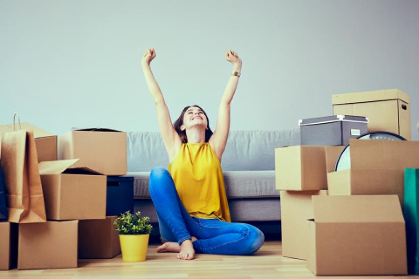 Qualifying for Your First Apartment