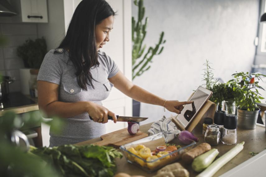 Reducing Food Waste at Home