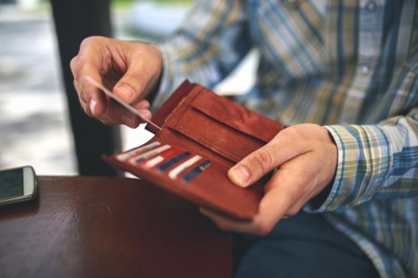 What Do You Need in Your Wallet?